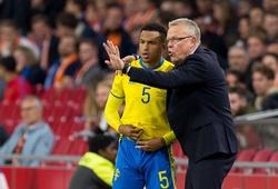 Thụy Điển muốn nghỉ nhiều phải giữ ngôi nhất bảng