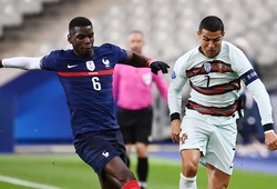 Pháp biến Ronaldo cùng đồng đội thành đá kê chân để kích tự tin?