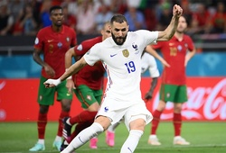 Benzema mất... mấy ngàn ngày mới lại ghi bàn cho Pháp?