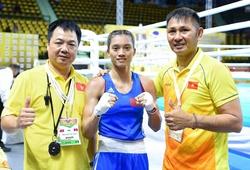 VĐV Boxing Nguyễn Thị Tâm giành vé Olympic thứ 18 cho Việt Nam