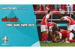 NHỊP ĐẬP EURO 2021 | Bản tin ngày 25/6:  Điểm nhấn vòng bảng EURO 2021