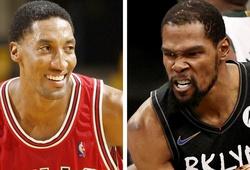 """Bị huyền thoại NBA tố chơi """"bóng rổ một người"""", Kevin Durant phản pháo dữ dội"""