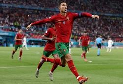 Lịch thi đấu bóng đá EURO 2021 hôm nay 27/6: Đại chiến Bỉ vs Bồ Đào Nha