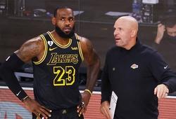 Los Angeles Lakers chia tay huyền thoại Jason Kidd, LeBron James tiếc nuối