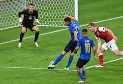 Xem lại bóng đá Ý vs Áo vòng 1/8 EURO 2021