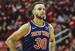 """Kỷ niệm 12 năm Curry đặt chân đến NBA với tuyên bố: """" Tôi muốn gia nhập New York Knicks"""""""