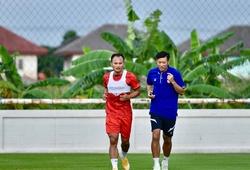Gặp vấn đề thể lực, Trọng Hoàng và Quế Ngọc Hải vắng mặt ở AFC Champions League