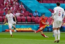 Kết quả tỷ số Xứ Wales vs Đan Mạch hôm nay, bóng đá EURO 2021
