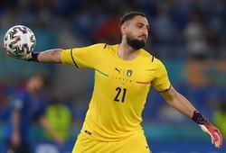 Nhật ký EURO 2021 ngày 27/6: Italia phá kỷ lục giữ sạch lưới