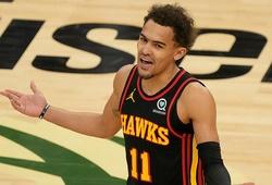 Game 2 chung kết miền Đông: Trae Young nhận trách nhiệm cho thất bại của Hawks