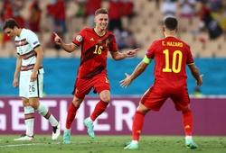 Cậu em nhà Hazard ghi bàn nhiều hơn anh trai tại EURO
