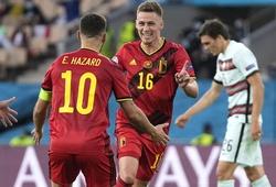Kết quả Bỉ vs Bồ Đào Nha, video bóng đá EURO 2021