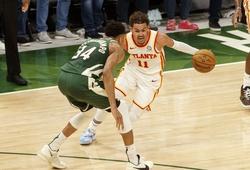 Nhận định NBA Playoffs: Atlanta Hawks vs Milwaukee Bucks (ngày 28/06, 7h30)
