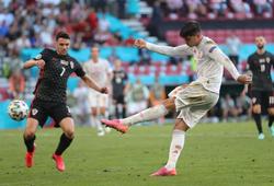 """Tây Ban Nha từ """"tịt ngòi"""" trở thành vua ghi bàn của EURO 2021"""