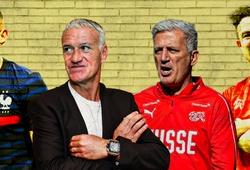 HLV Petkovic: Hàng thủ Pháp xộc xệch? Đó là chuyện của Deschamps, không phải của Thụy Sĩ!