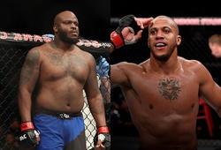 Derrick Lewis vs Ciryl Gane tranh đai tạm thời hạng nặng tại UFC 265