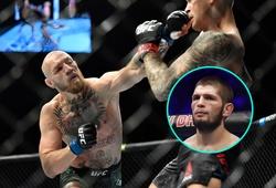 Khabib dự đoán UFC 264: Conor chỉ có thể thắng trong hiệp 1