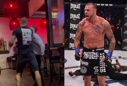 """Cựu vô địch Kicboxing Joe Schilling đấm người trong quán bar, lý do """"chỉ là tự vệ"""""""