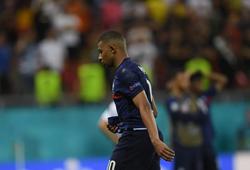 Tội đồ Mbappe khiến tuyển Pháp cay đắng rời EURO 2021 từ sớm