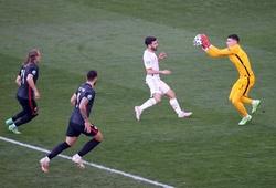 Kết quả tỷ số Croatia vs Tây Ban Nha hôm nay, bóng đá EURO 2021