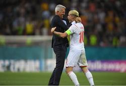 Thụy Sĩ đánh đổi cầu thủ xuất sắc nhất cho trận thắng Pháp
