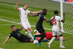 Harry Kane vô duyên khó tin khiến tuyển Anh lỡ cơ hội mở tỷ số