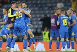 Kết quả Thụy Điển 1-2 Ukraine: Thắng kịch tính, Ukraine lần đầu vào tứ kết