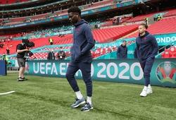 Đội hình ra sân Anh vs Đức: Mount dự bị, Saka đá chính