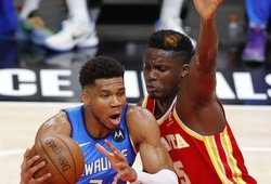 Nhận định NBA Playoffs: Atlanta Hawks vs Milwaukee Bucks (ngày 30/06, 7h30)
