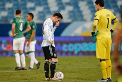 Kết quả Bolivia vs Argentina, video bóng đá Copa America 2021