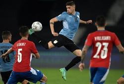 Kết quả Uruguay vs Paraguay, video bóng đá Copa America 2021