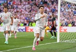 5 điểm nhấn sau chiến thắng của Tây Ban Nha trước Croatia