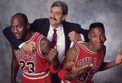 Dậy sóng với bài bóc phốt Pippen dành cho Jordan và HLV Phil Jackson