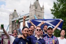 Scotland bùng phát hàng nghìn ca dương tính COVID-19 vì EURO 2021