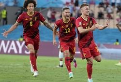 Lịch thi đấu bóng đá EURO 2021 hôm nay 2/7: Thư hùng Bỉ vs Ý