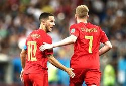 De Bruyne và Hazard vắng mặt trong buổi tập mới nhất của ĐT Bỉ