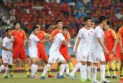 Báo Trung Quốc nói gì khi cùng bảng với Việt Nam tại vòng loại World Cup 2022?