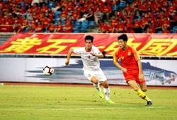 Tuyển Việt Nam tiếp đón Trung Quốc đúng mùng 1 Tết