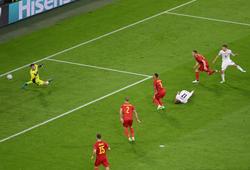 Tuyển Italia lập kỷ lục ghi bàn tại EURO sau trận thắng Bỉ
