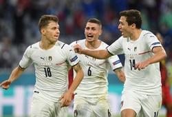 Kết quả tỷ số Bỉ vs Ý hôm nay, bóng đá EURO 2021