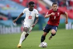 Bukayo Saka chấn thương, HLV Southgate lo ngại trước trận gặp Ukraine