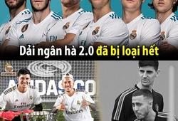 Ảnh chế EURO: Sạch bóng quân… Real Madrid