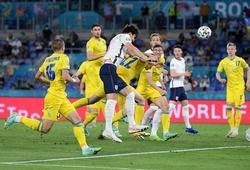 Maguire và cái duyên ghi bàn cho tuyển Anh ở các trận đấu lớn