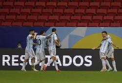 Kết quả Argentina vs Ecuador, video bóng đá Copa America 2021