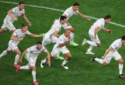 Sự trùng hợp kỳ lạ của 4 đội bóng vào bán kết EURO 2021