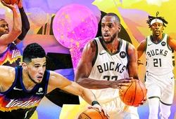 Tất cả những gì cần biết về NBA Finals 2021 - Phoenix Suns vs Milwaukee Bucks