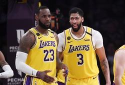 Anthony Davis chia sẻ lý do không nhận áo số 23 từ LeBron James
