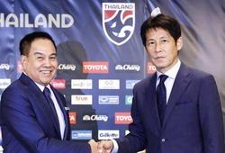 """LĐBĐ Thái Lan tung bằng chứng """"tố"""" HLV Nishino nói dối"""