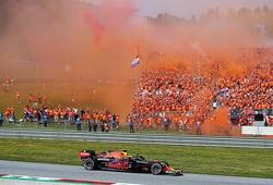 Verstappen đã bỏ xa Hamilton khoảng cách khổng lồ trong F1