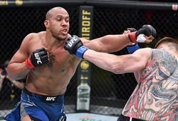 Ciryl Gane tiết lộ đã được UFC phím trước trận tranh đai tạm thời hạng nặng